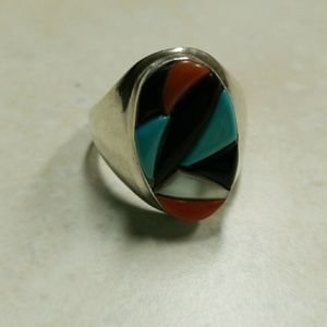 Mens  Native American Indian Jewelry